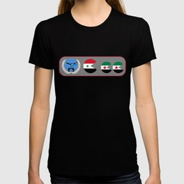 United Nations is watching Syria T-shirt