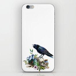 Raven Magick iPhone Skin