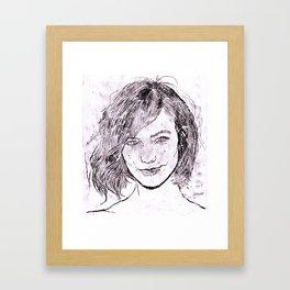 Karlie Koss Framed Art Print