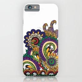 Hello 70s! Corally iPhone Case