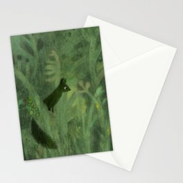 Squirrel in the Green Stationery Cards