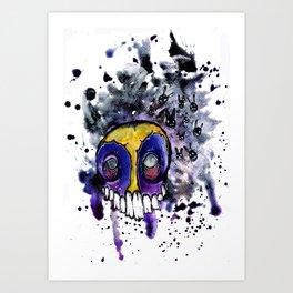 Time for Vengeance Art Print