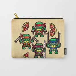 Teenage Mutant Ninja Turtles Pizza Party Carry-All Pouch