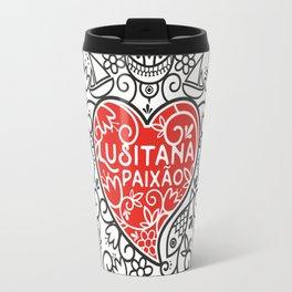 Lusitana Paixão Travel Mug