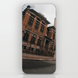 The Silent Place iPhone Skin