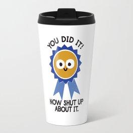 Boast Likely to Succeed Travel Mug