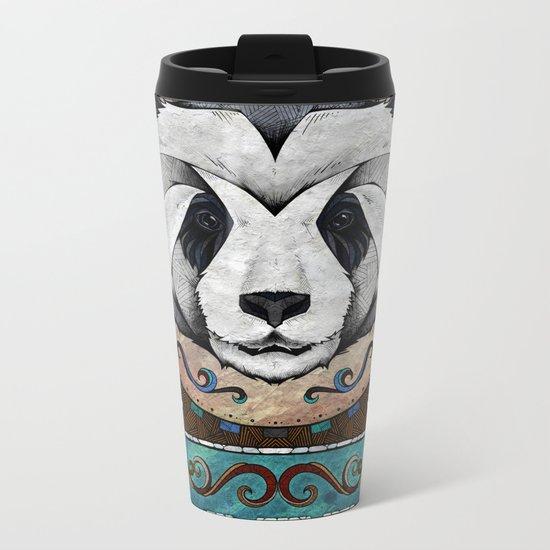 Protect Metal Travel Mug
