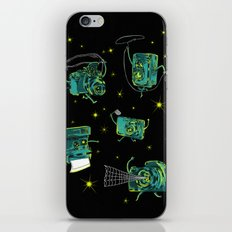 Capture The Light iPhone & iPod Skin