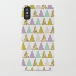 Graphic and Glitz in Cool Jewels iPhone Case