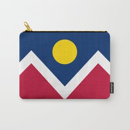 Denver, Colorado city flag - Authentic High Quality Carry-All Pouch
