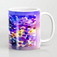confetti Mugs featuring Confetti by Art-Motiva