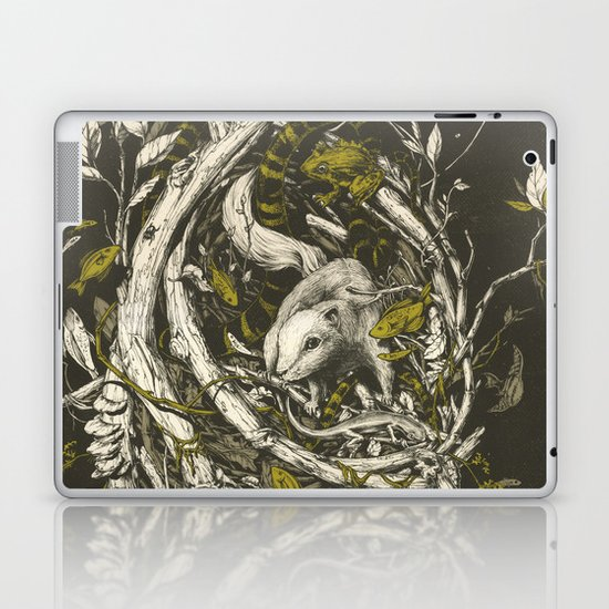 The Mangrove Tree Laptop & iPad Skin