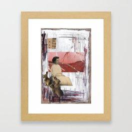 Fruitlessness Framed Art Print