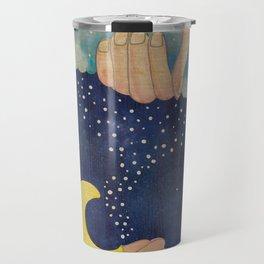 Handmade Night Travel Mug