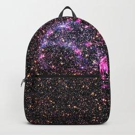 Purple Supernova Backpack