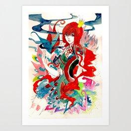 Raxiele Art Print