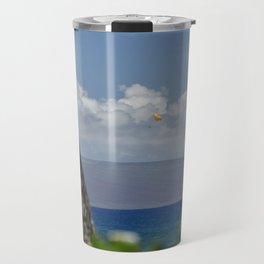 Parasailing in Maui Travel Mug