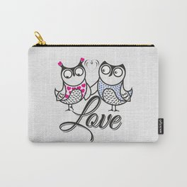 Owls love Carry-All Pouch