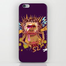 Gorillain Sane iPhone & iPod Skin