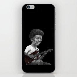 Muddy Waters iPhone Skin