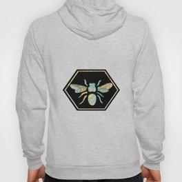 Honey Bee Hexagon Hoody