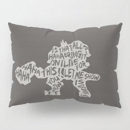 Reinhardt Type illust Pillow Sham