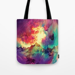 The Highest of Her Highs Tote Bag
