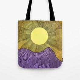 New Horizont Tote Bag