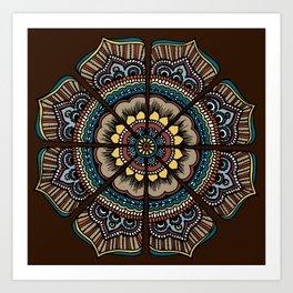 Byzantiyumyum Art Print