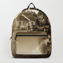 Nostalgic Journey Backpack