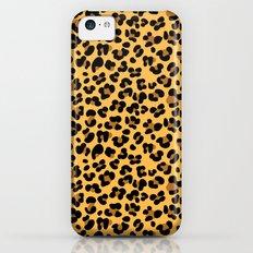 Leopard iPhone 5c Slim Case