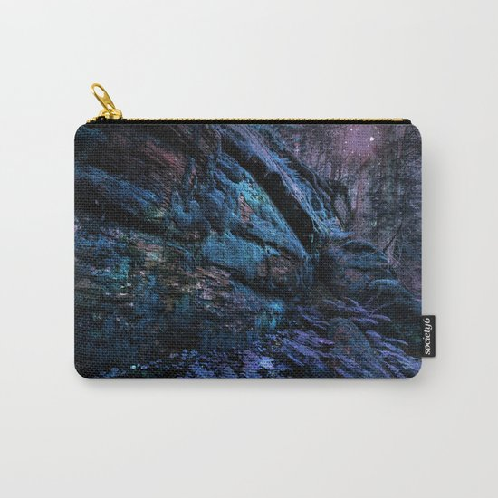 Space Landscape: Extraterrestrial Planet  Carry-All Pouch