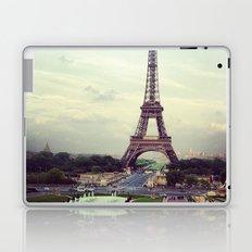 Summer in Paris Laptop & iPad Skin