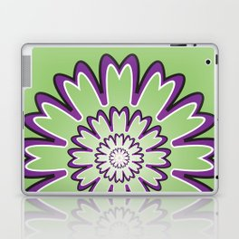 Focusing Mandala - מנדלה התמקדות Laptop & iPad Skin