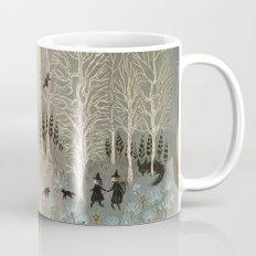 White Woods Mug