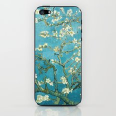 Almond Blossoms by Vincent van Gogh iPhone & iPod Skin