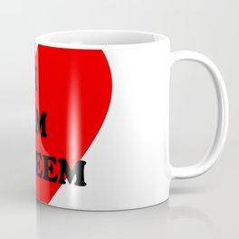I am esteem Coffee Mug