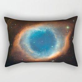 God's Eye Nebula Deep Space Telescopic Photograph No. 2 Rectangular Pillow
