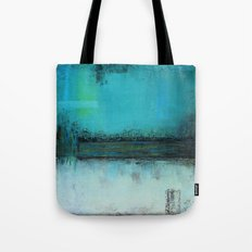 The Other Side II Tote Bag