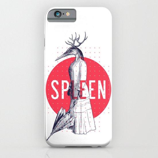 Spleen iPhone & iPod Case