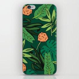 Deep In The Jungle... iPhone Skin