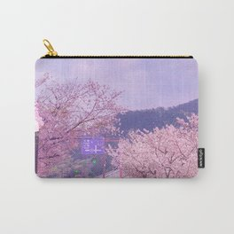Blooming Blossoms Carry-All Pouch