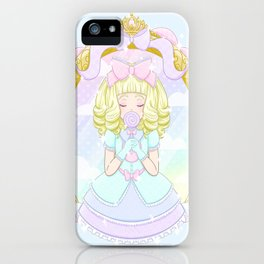 Sweet Candy Girl iPhone Case