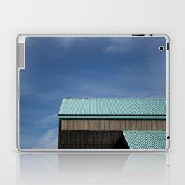 Blue Roof Laptop & iPad Skin