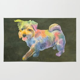 Norfolk Terrier Rug