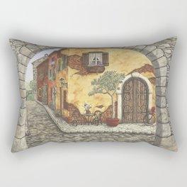 Italian Archway Rectangular Pillow