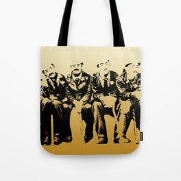The Chaplins Tote Bag