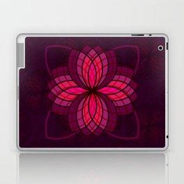 pink mandala Laptop & iPad Skin
