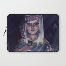 Gypsy Girl Laptop Sleeve