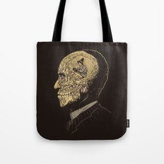 Why zombies want brains Tote Bag